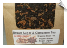 Brown Sugar and Cinnamon Tea