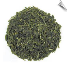 Green Sencha Leaf Green Tea