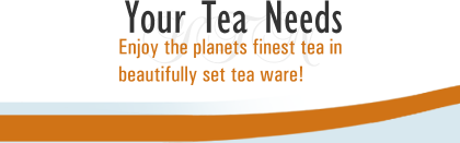 Unique Tea Products