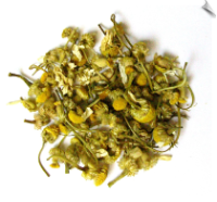 Chamomile Flowers Herbal Tea